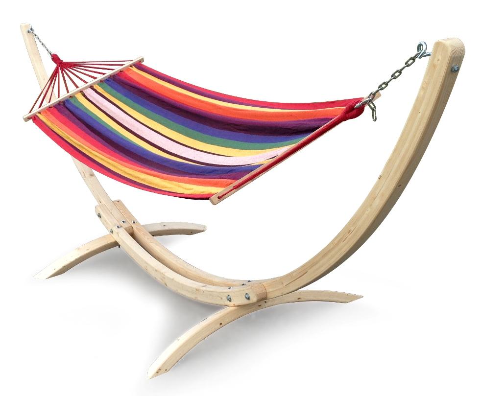 ASKO a. s. Závěsná houpačka s barevnou textilií