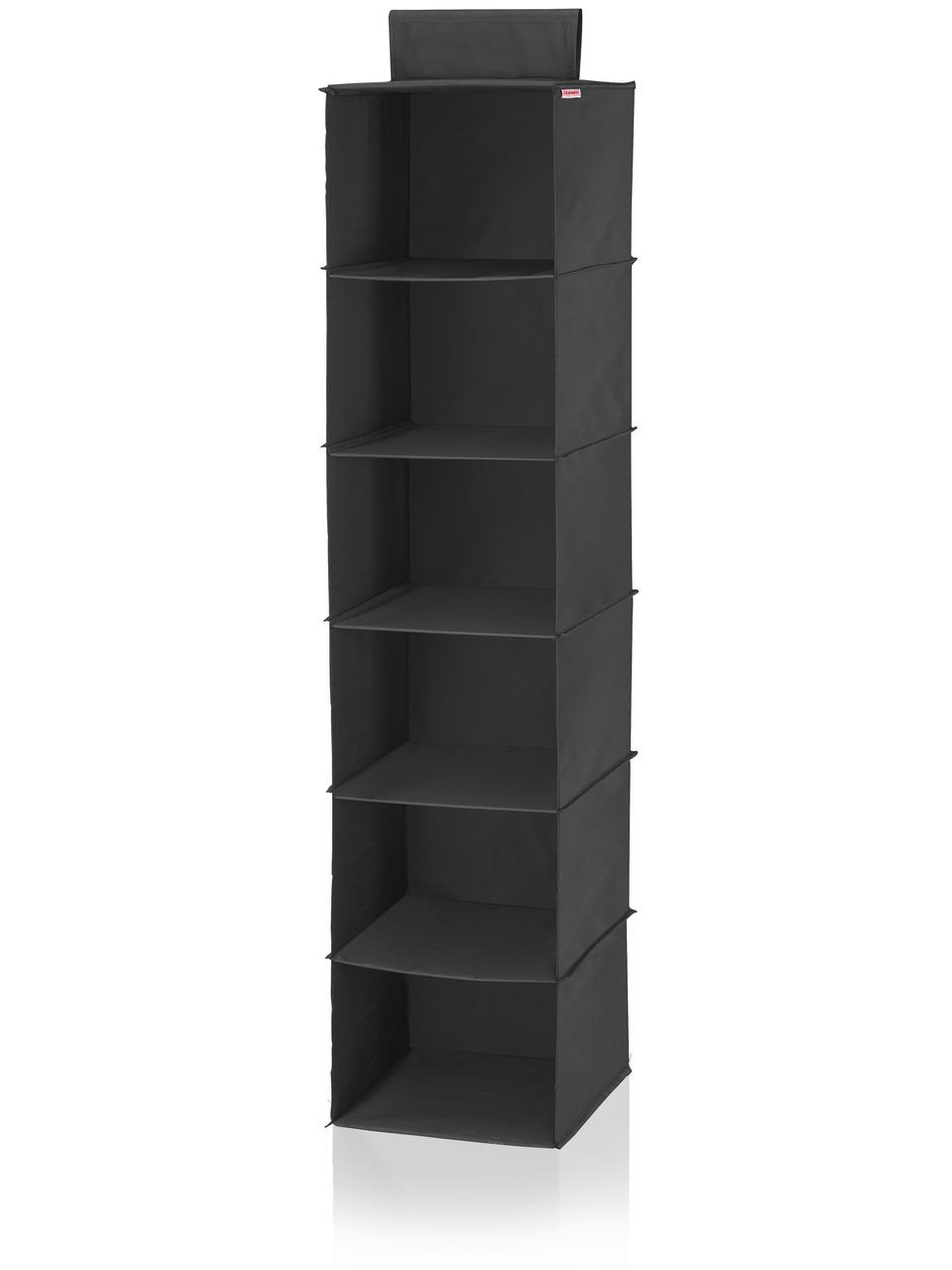 LEIFHEIT Závěsný policový díl - black LEIFHEIT 80003